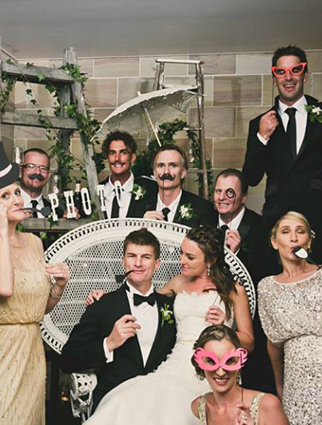 Photo booths of the Margaret River region