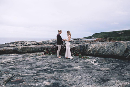 In The Wilds of Someplace. Great Southern Weddings - Denmark, Albany, Torbay, Walpole, Porongurup, Mt Barker