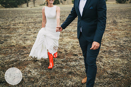 at Southern Weddings - Western Australia