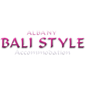 Albany Bali Style Accommodation, Great Southern Weddings, Western Australia