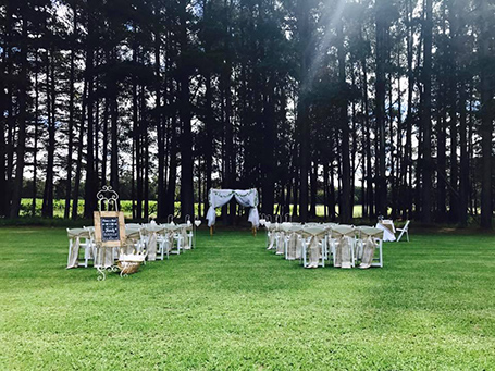 Albany Wedding & Event Hire, Great Southern Weddings, Western Australia