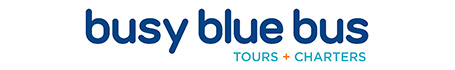 Busy Blue Bus Tours & Charters, Great Southern Weddings