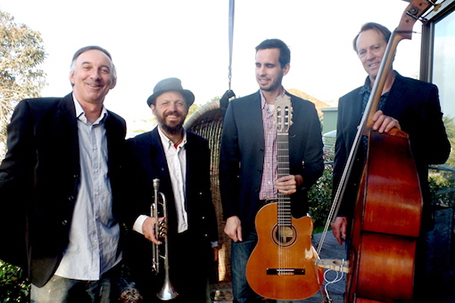David Rastrick, live music and bands. Great Southern Weddings, Western Australia