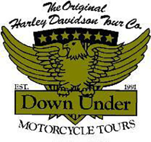 Harley Davidson, Down Under Tours Albany, Great Southern Weddings, Western Australia