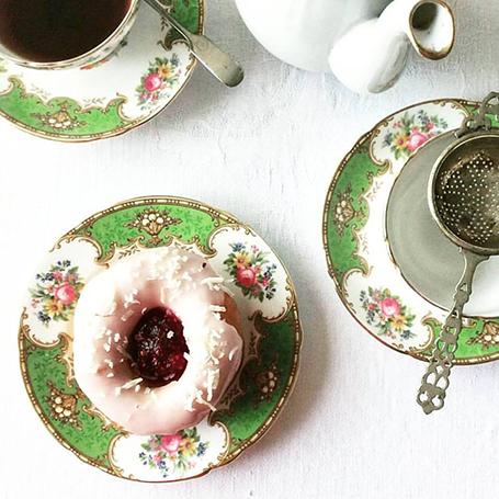 Drip Lock doughnuts & coffee, Great Southern Weddings, Western Australia