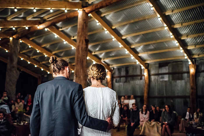The Shed at Deep Creek, overlooking the Kalgan River and Prongorup Ranges, Great Southern Weddings, Western Australia
