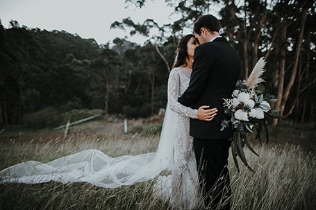 The Floral Folk Co, Flossy Photography, Great Southern Weddings, Western Australia