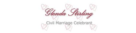 Glenda Stirling CMC celebrant Great Southern Weddings, Denmark, Albany, Mt Barker, Western Australia