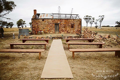 Hire In Style wedding decor and styling, Kojonup, Great Southern Weddings, Western Australia