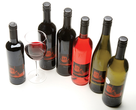 Oranje Tractor Wines, wedding beverages, Great Southern Weddings, Western Australia