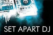 Set Apart DJ services, Great Southern Weddings, Albany, Walpole, Denmark, Western Australia