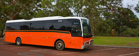 Southern Bus Charter - Albany - Great Southern Weddings, Western Australia