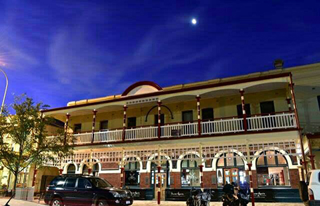 The White Star, Albany. Great Southern Weddings, Western Australia
