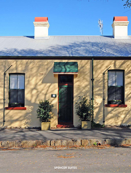Spencer Suites, Accommodation, Great Southern Weddings, Western Australia