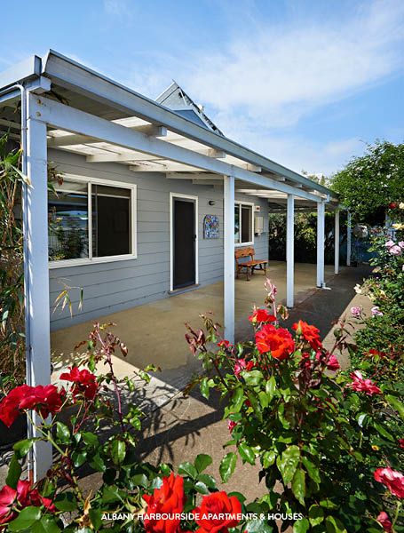 Accommodation, Great Southern Weddings, Western Australia. Albany Harbourside apartments and houses