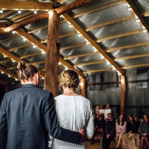 The Shed at Deep Creek, Great Southern Weddings, Western Australia
